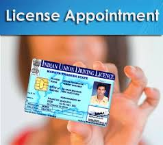 Licence Appointment
