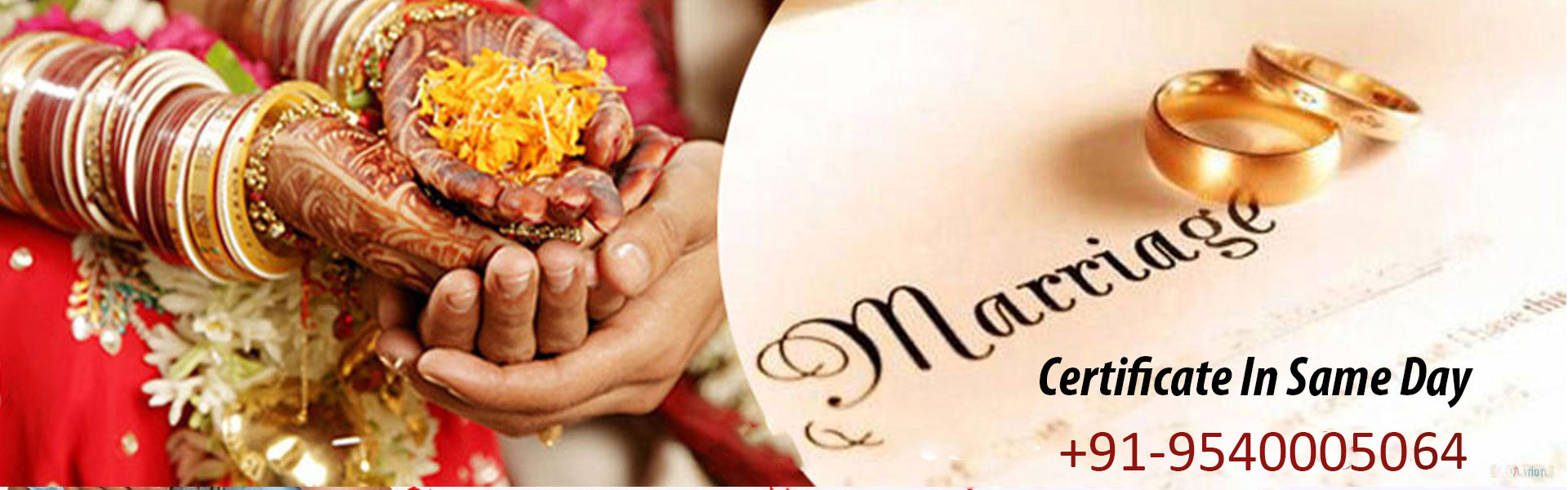 marriage certificate in ghaziabad