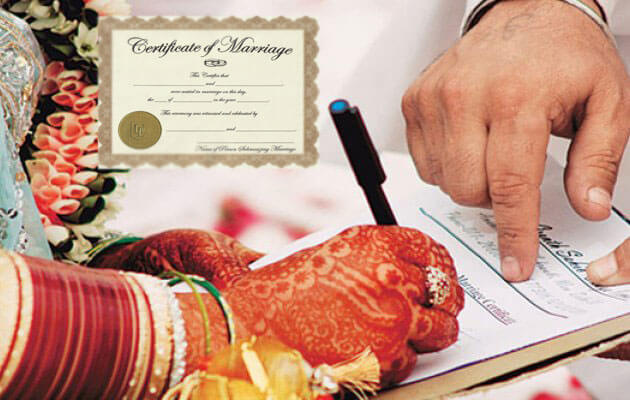 Marriage Registration In Bangalore Ph 09540005064 - Marriage Certificate In Bangalore